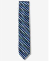 Express Slim Fish Silk Tie