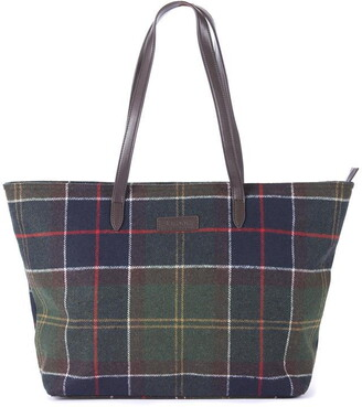 Barbour Witford Quilt Tote Bag