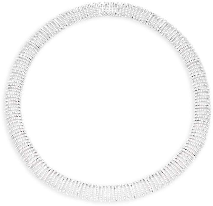 Adriana Orsini Women's Cassandra Pave Collar Necklace