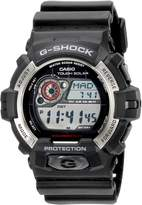 Casio G-Shock GR8900-1CR Men's Tough Solar Black Resin Sport Watch