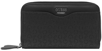 GUESS GG750257COA Modesto Zip Around Wallet