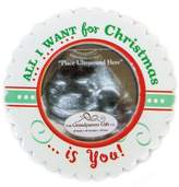 Grandparent Gift Co. The The Grandparent Gift Holiday All I Want for Christmas Ultrasound Ornament