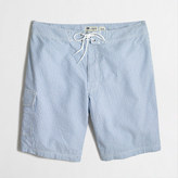 "J.Crew Factory 9"" Board Short In Seersucker"