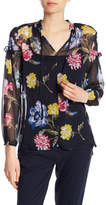 Joe Fresh Floral Print Blouse