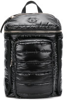 Moncler padded multi pocket backpack