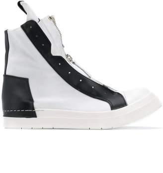 Cinzia Araia Skin hi-top sneakers