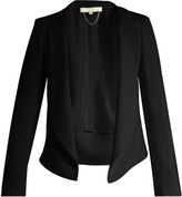 Vanessa Bruno Guillem cropped crepe jacket
