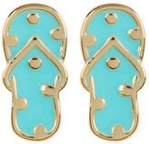Ariella Collection Flip Flop Earrings