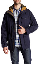 Free Country Peached Tri Blend Jacket with Inner Down Jacket