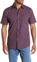 Dockers Short Sleeve Standard Fit Ashton Shirt