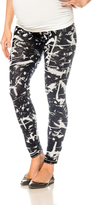 A Pea in the Pod Bcbg Max Azria Marbled Maternity Pants