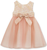 Rare Editions Venise Lace Party Dress, Little Girls (4-6X)