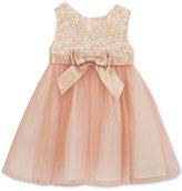 Rare Editions Venise Lace Party Dress, Little Girls (4-6X)