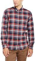 Harris Wilson Men's Ernest Regular Fit Long Sleeve Casual Shirt