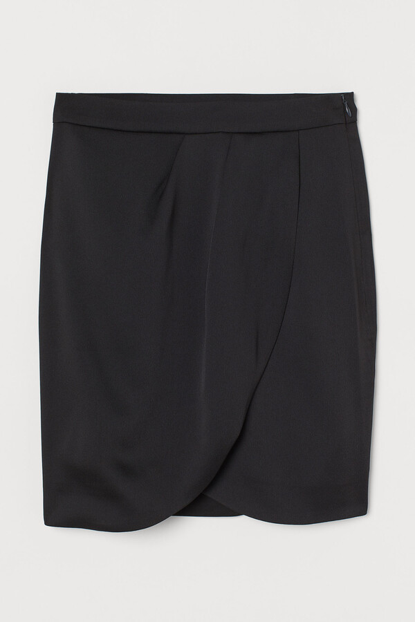 Thumbnail for your product : H&M Wrapover skirt
