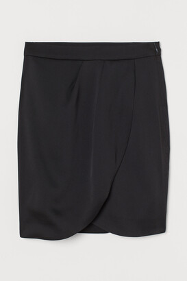 H&M Wrapover skirt