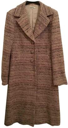 LK Bennett Multicolour Wool Coat for Women