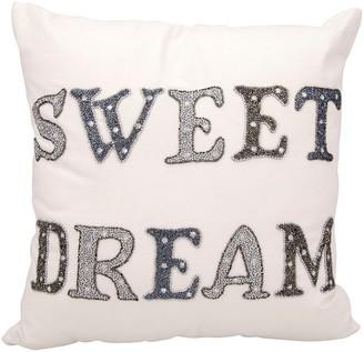 Kathy Ireland ''Sweet Dream'' Throw Pillow