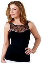 Spanx As Is Hide and Sleek Lace Bateau Camisole