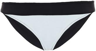 Heidi Klein Bb Reversible Two-tone Mid-rise Bikini Briefs