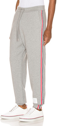 Thom Browne Sweatpants in Light Grey | FWRD