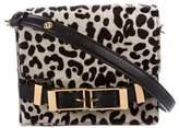 A.L.C. Davenport Double Buckle Crossbody Bag