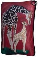 Salvador Kitti Giraffe Cosmetic Bag, Zip-top Closer - Taken From My Original Paintings – Full Circle