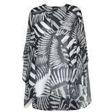 Just Cavalli Zebra Kaftan