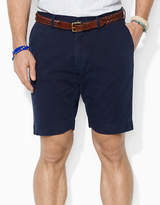 "Polo Ralph Lauren Classic Fit Flat Front 9"" Chino Short"