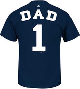 Majestic Men's New York Yankees Team Dad T-Shirt