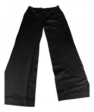 Lululemon Black Synthetic Trousers
