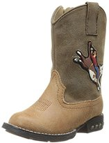Roper Light Up Bullrider Western Boot (Toddler/Little Kid)