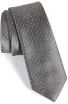 The Tie Bar Men's Dot Silk Tie