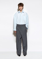 Vetements Baggy Suit Pants