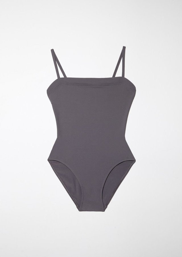 Eres Aquarelle One Piece Swimsuit Chartreux Size: FR 40