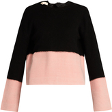Marni Open-back cashmere sweater