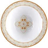 Q Squared Talavera Melamine Serving Bowl - Natural