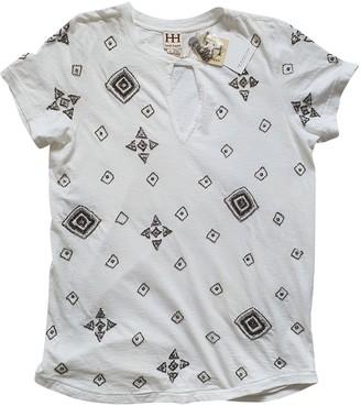 Haute Hippie White Cotton Top for Women