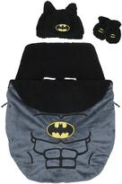 Batman 3 Piece Bunting Bag Set with Hat and Mittens
