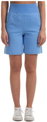 Alberta Ferretti High-Waisted Shorts