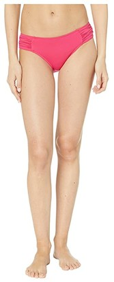 Seafolly Ruched Side Retro Bottoms