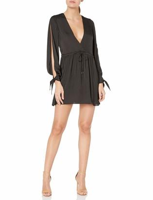 Dolce Vita Women's Jenny Satin Flow Dress