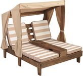 Kid Kraft Double Chaise Outdoor Lounge