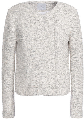 Joie Cotton-blend Tweed Jacket