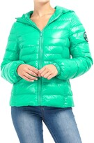 Thumbnail for your product : Brave Soul Ladie's Jacket EVERETTEPKB Jade Green UK 8
