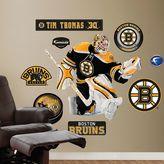 Fathead Boston Bruins Tim Thomas Wall Decals