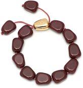 Lola Rose Amelia-lily bracelet claret quartzite