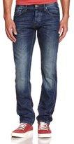 Freeman T. Porter Men's Relaxed Jeans - -