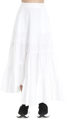 MM6 MAISON MARGIELA Ruffle Tiered Skirt
