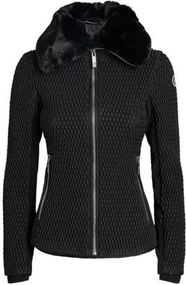 Fusalp Montana Faux Fur Collar Jacket